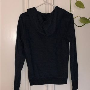 American Eagle Outfitters Sweaters - Navy blue AE hoodie